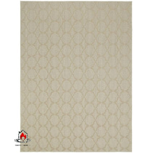 7.5-ft x 9.5-ft Tan Area Rug - Made in USA - Accents > Rugs