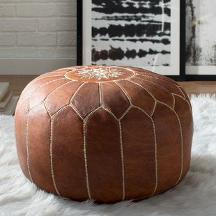 Decorate Your Home With Beautiful Moroccan Poufs