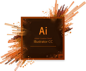 Adobe Illustrator CC 2020 Bundle Multilingual for WindowsOS + MacOS - lowpriceskey