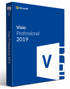 Microsoft Visio Professional 2019 32/64 Bit Key Email Delivery