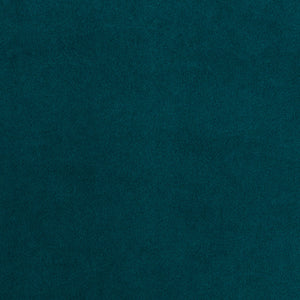 Velvet Blackout Teal Curtains