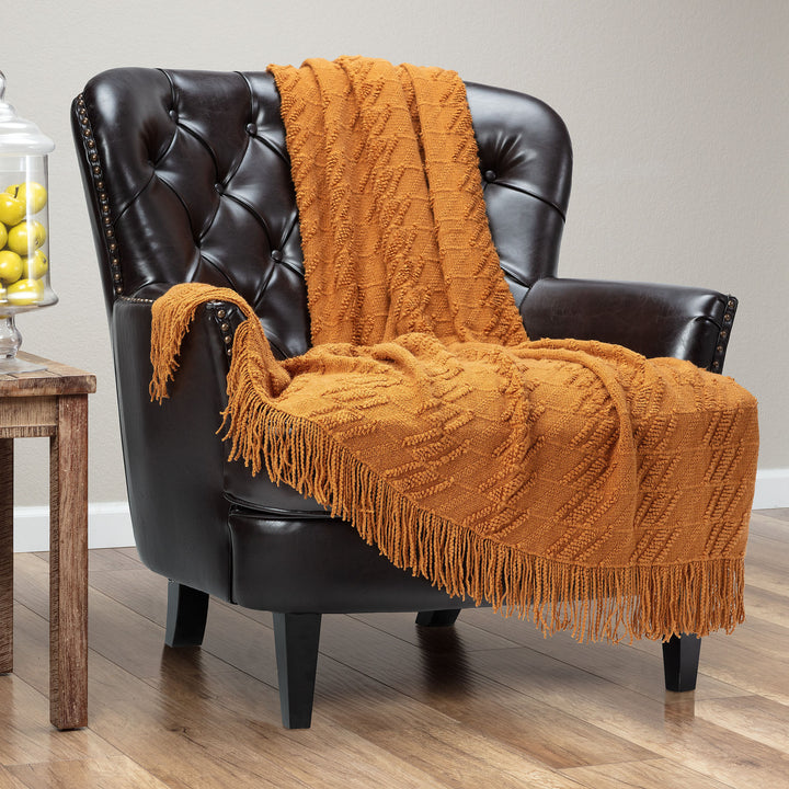 Bevel Spice Throw