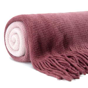 Gradual Wild Ginger Throw