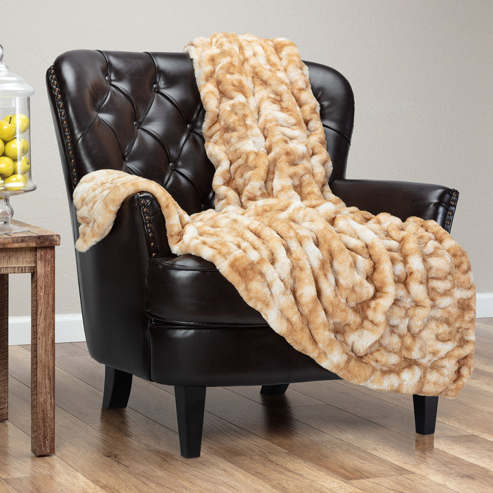 Ruched Hazel Throw