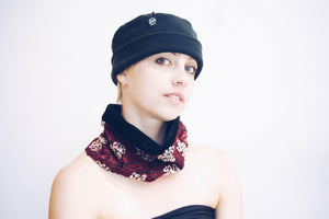 Neck Warmer - Heidi Hat