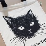 The Cat's In The Bag Tote Bag