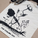 Stop Stealing Shit Tote Bag