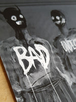 BAD, undecided, GOOD - Giclée Print
