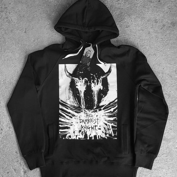 The Darkest Knight Pullover Hoody