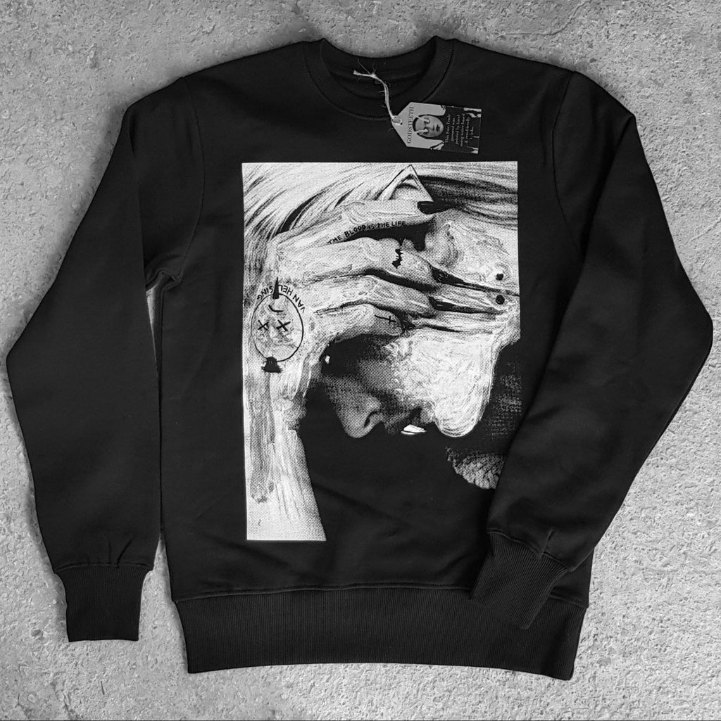 The Blood Is The Life Sweatshirt
