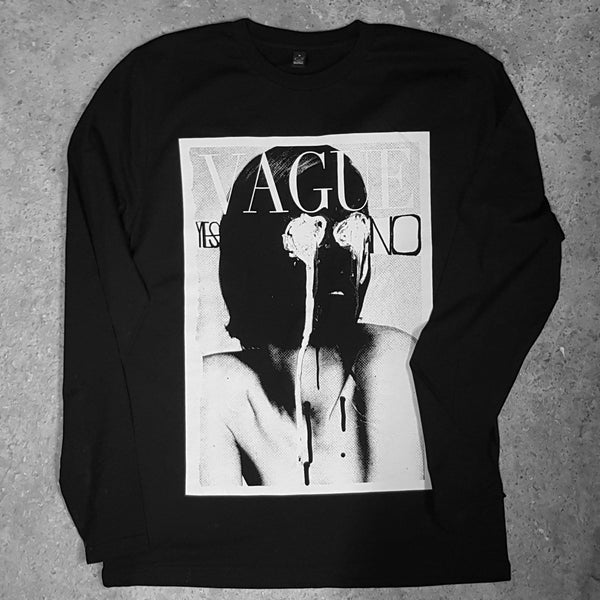 VAGUE Long Sleeve Tee