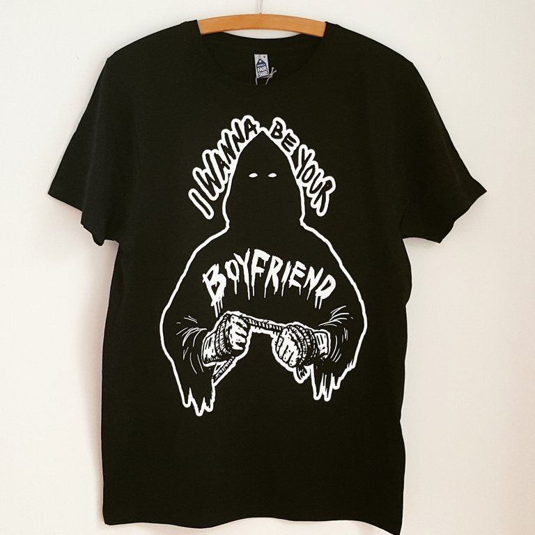 I Wanna Be Your Boyfriend Tee