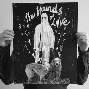 Hounds of Love - Giclée Print