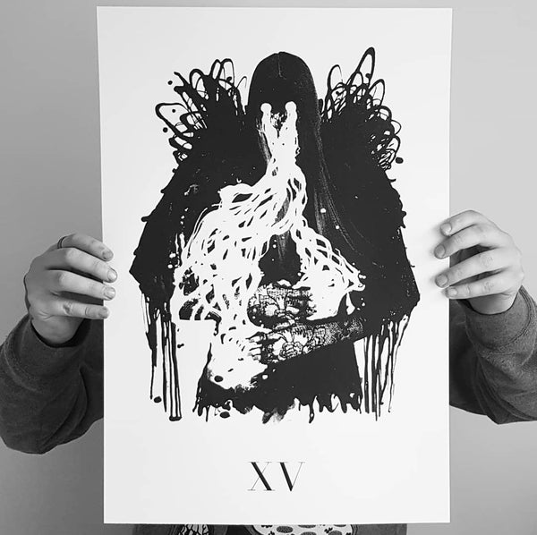 XV Screen Print