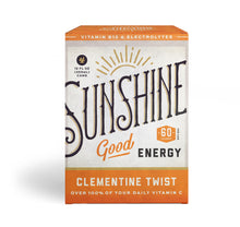 Load image into Gallery viewer, Clementine Twist 12oz - 6 - 4 packs (24 cans)