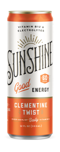 Clementine Twist 12oz - 6 - 4 packs (24 cans)