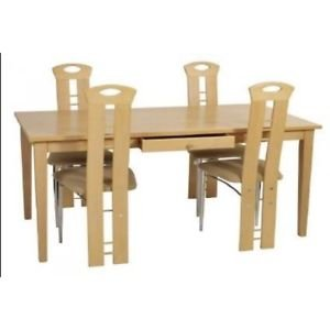 ASCOT Calligaris Dining Set (4 Chairs)