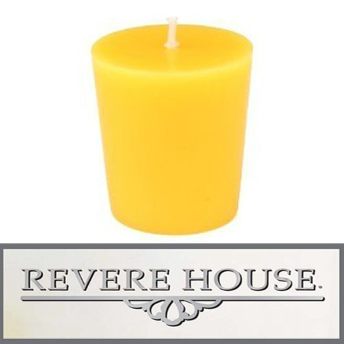3 x Apple Pie - Revere House Scented Votive Candle Wax 2