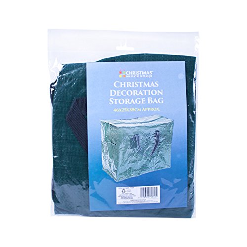 Large Christmas Decoration Storage Bag