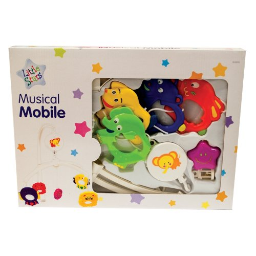 Little Stars baby Musical Mobile