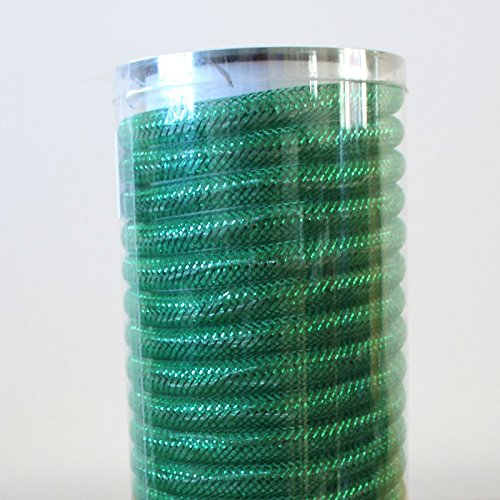 10m Mesh Rope Lights with 200 LED Lights Decorations (Green)