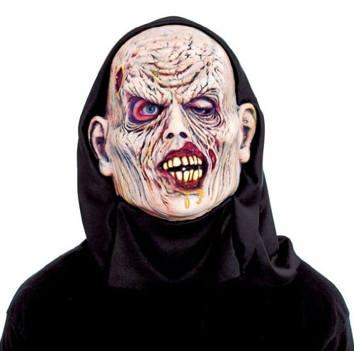 Rubie's Foam Faces - Putrid Halloween Adult Mask Fancy Dress Costume