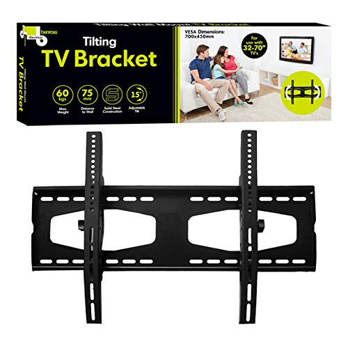 Benross 47080 Bracket Wall Mounted Holds TV 32