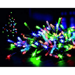 256 Multi Coloured Indoor/Outdoor LED Lights