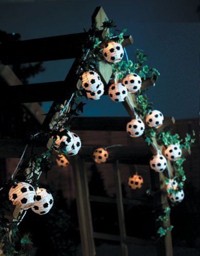 Premier 20 Paper Football Lights