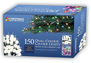 150 LED Dual Chaser Lights ~ Multi-Coloured