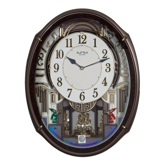 Widdop Rhythm Magic Motion Wall Clock - 4MH423WR23