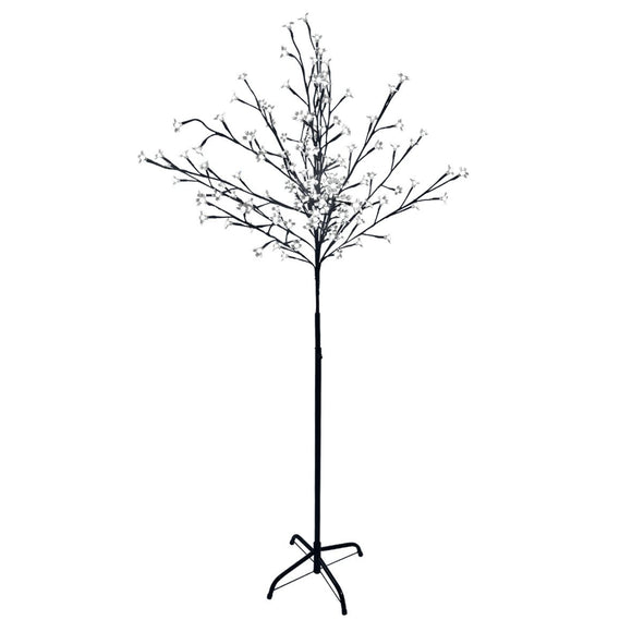 1.2 m 100 LED Blossom Tree Lights - Bright White