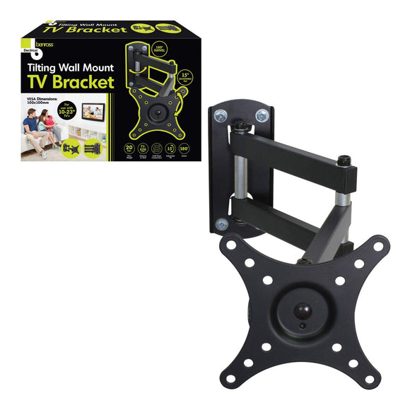 Benross 47050 Bracket Walll Mounted Holds TV 10