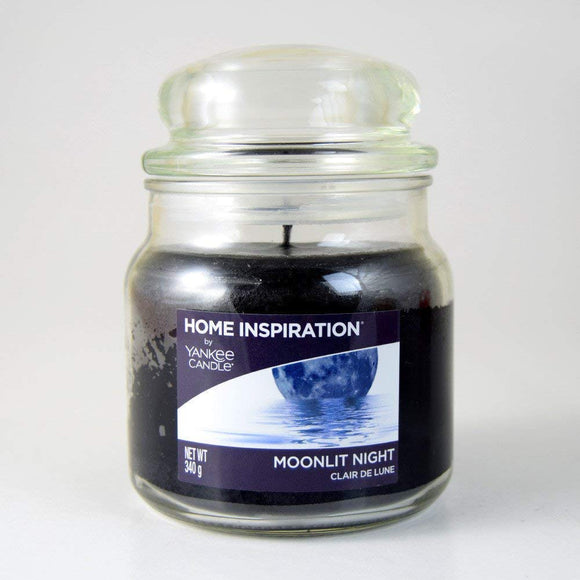 YANKEE CANDLE - MOONLIT NIGHT - 12oz