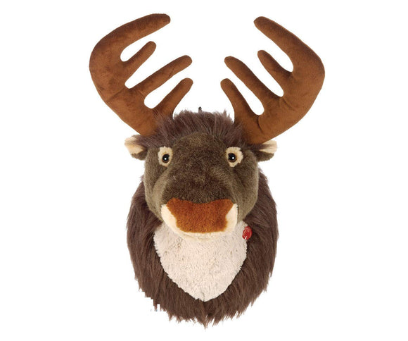 Singing Reindeer Head