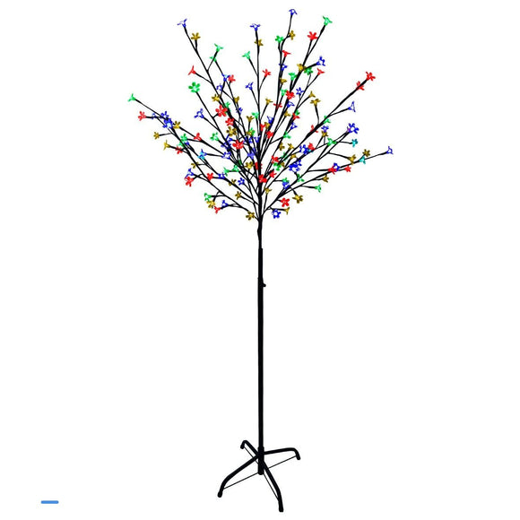 1.5 m 150 LED Blossom Tree Lights - Multi-Colour