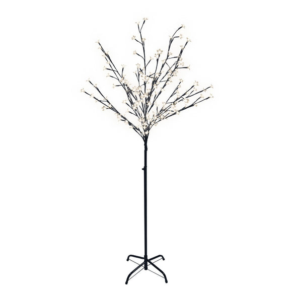 1.5 m 150 LED Blossom Tree Lights - Warm White