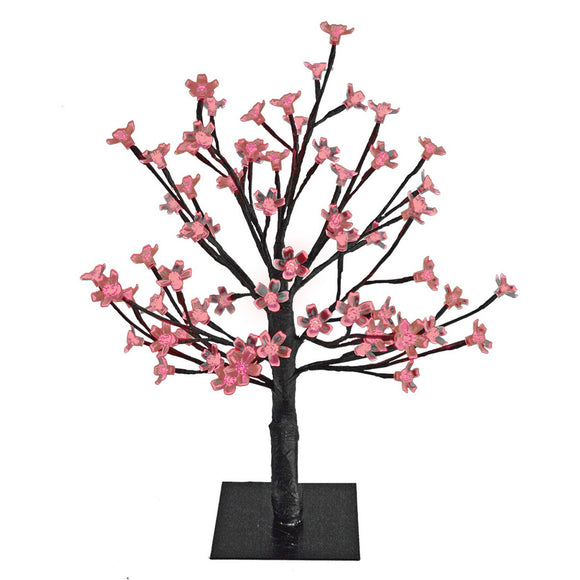 45 cm 48 Red LED Blossom Tree