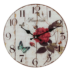Hometime Wall Clocks - 30cm Pemberton Design Wall Clock