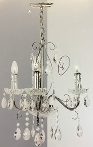 Wellington Chrome Chandelier - CF88245/3C