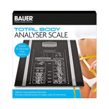 Bauer Professional Digital Body Fat Analyser Scales