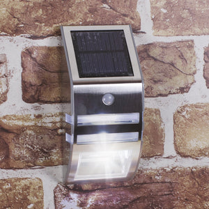 Solar Wall Mounted Sensor Light