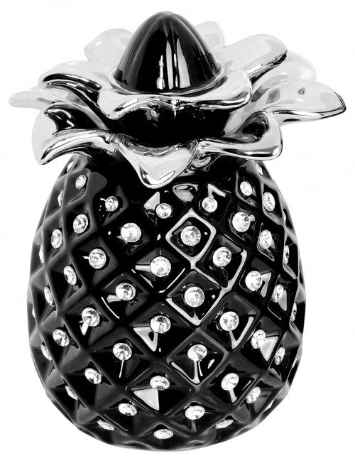 Ceramic Pineapple Small Jar