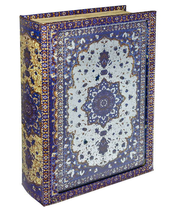 Venetian Mirrored Book Box