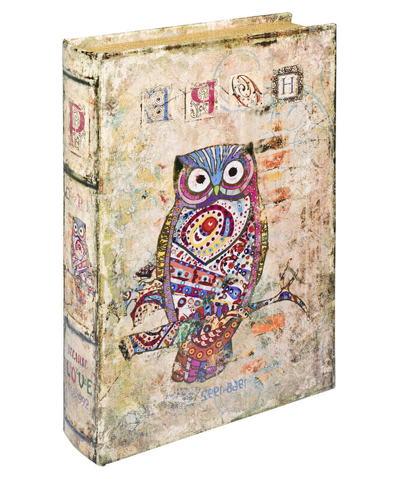 Hope Owl Book Box