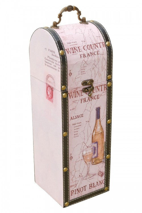 Wine Bottle Carrier - Pinot Blanc