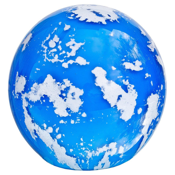 Glass Globe Paperweight Ornament