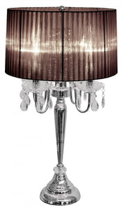 Beaumont Four Light Table Lamp