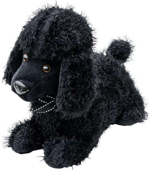 Black Poodle Door Stop