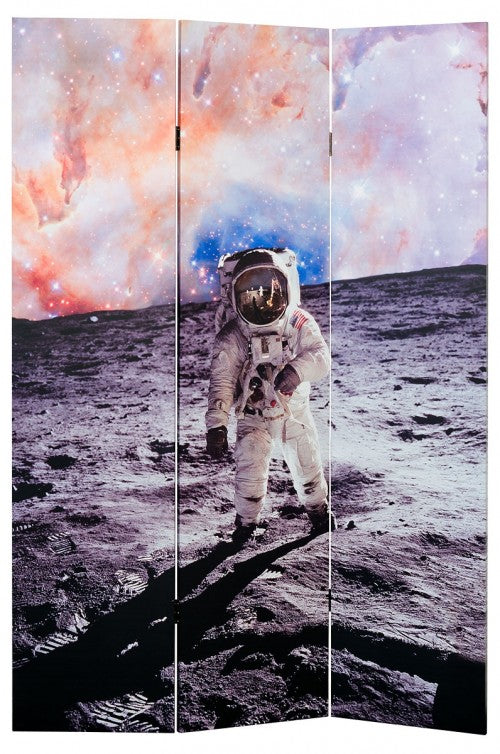 Space Man Double Sided Room Divider